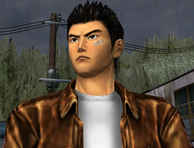 Ultimate Multiverse Heroes Tournament Shenmue-Ryo