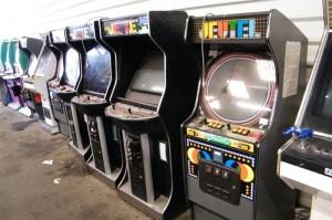 Arcade Jeutel Borne européenne