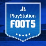 Playstation Foot 5