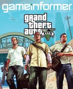 Informer cover couverture GTA 5 GTA V