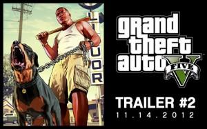 Gta 5 GTa 5 deuxième second trailer