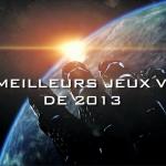 JEUX VIDEOS 2013