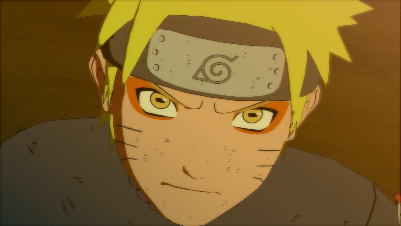 test naruto personnage