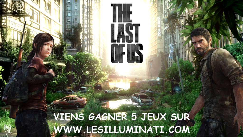 Last of US concours