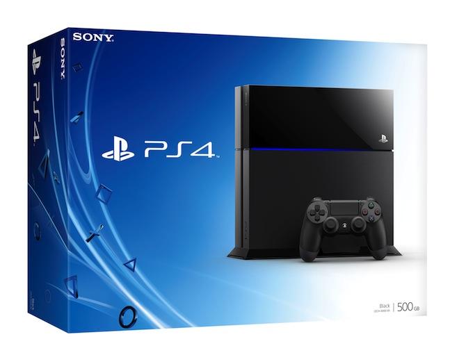 PS4-box