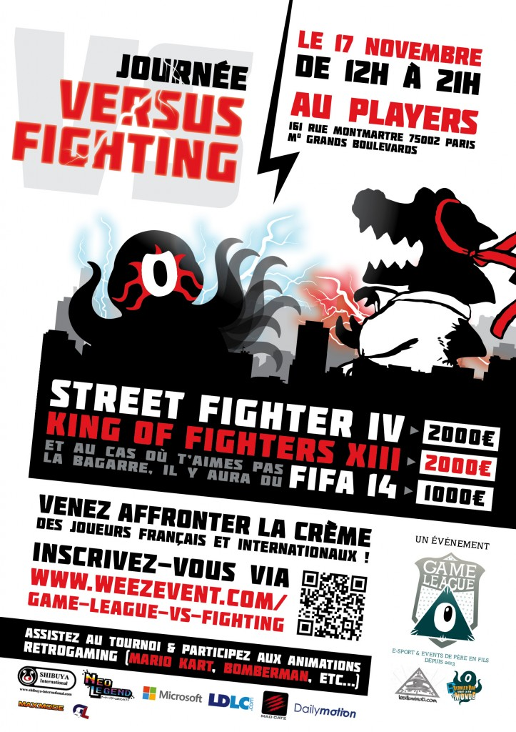 NEwVERSUSFIGHTING_afficheA3