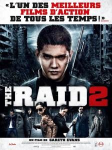 The Raid 2 un film et un jeu vidéo rétro.