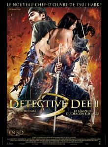 Cinéma: Détective Dee II,  La Légende du Dragon des Mers