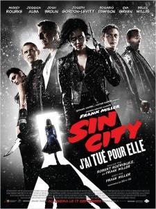 Cinéma: Sin City 2, j'ai tué pour elle…