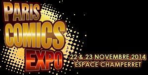 La Paris Comics Expo version 2014
