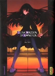 Avis Manga : Babysitters / Dusk Maiden / Tamami/Kamikaze Kaito