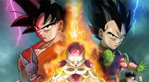 Une vidéo pour le prochain film Dragon Ball Z.
