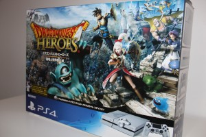 Unboxing: PS4 Collector Dragon Quest