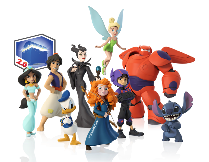 Pixar Post - Disney Infinity 2.0 - Disney Pixar Group
