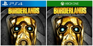 Bordelands: The Handsome Collection sur PS4 et Xbox One.