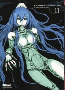 Manga:  Knight of Sidonia 11 – Les Gouttes de dieu 35