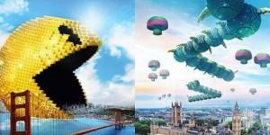 Cinéma: Pixels en approche