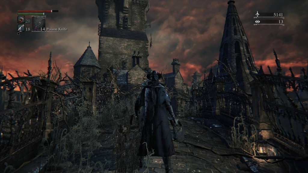 Bloodborne-bridge