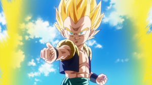 Manga: Teaser de l'animé Dragon Ball Super
