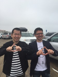ITW : Shenmue III avec Yu Suzuki et Cédric Biscay