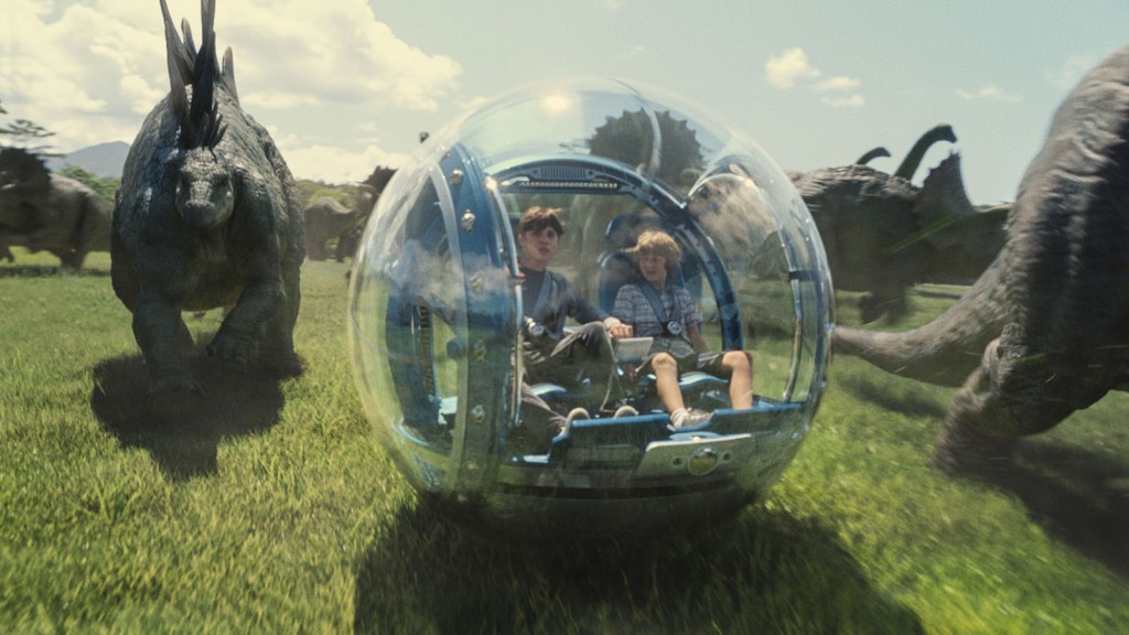 Jurassic-World-sphère