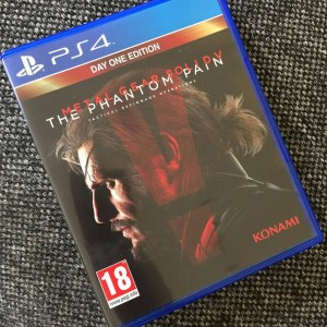 Concours: 5 jeux Metal Gear Solid V
