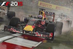 Avis : F1 2015