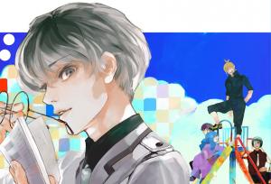 Manga: Tokyo Ghoul: re chez Glénat !