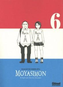 Manga: Jabberwocky 4 – Moyasimon 6
