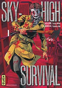 Manga: Sky High Survival Tome 1