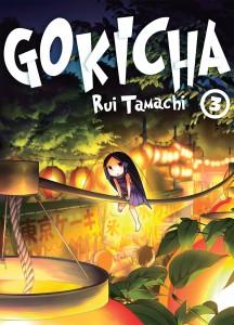 Couverture Gokicha T03 PRESSE