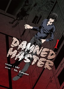 Jaquette Damned Master T01 PRESSE