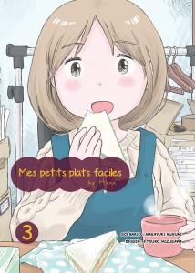 Manga: Mes petits plats faciles by Hana T.03