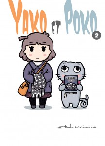 Jaquette Yako et Poko T02 PRESSE