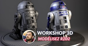 Event : Atelier 3D à l'HETIC