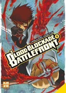 Manga : Blood Blockade Battlefront T.1