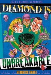 Manga: Diamond is Unbreakable T.06