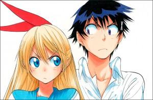 Manga: Fin de Nisekoi le 30 mai au Japon !