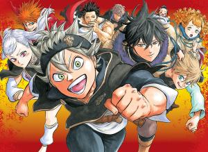Manga: Black Clover (Shonen Jump) licencié par Kazé Manga !