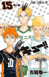Manga : Haikyuu!! T.15