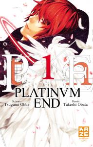 Manga : Platinum End T1