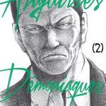 Jaquette Anguilles demoniaques T02 PRESSE
