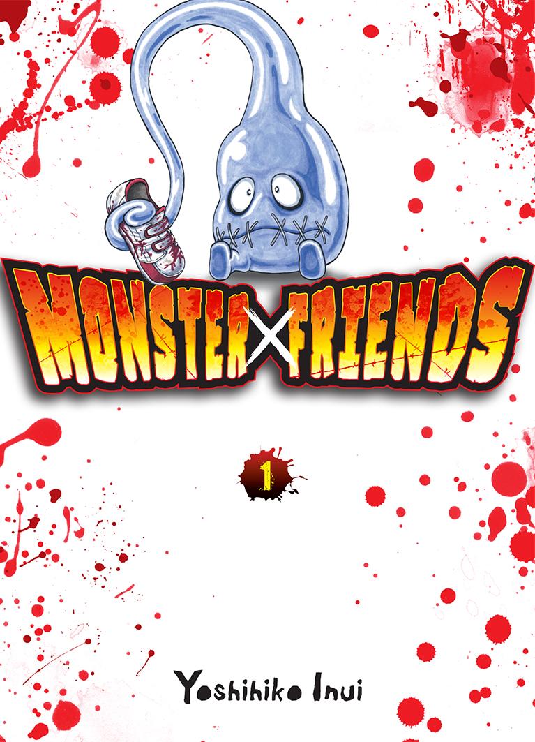Jaquette Monster friends T01 PRESSE