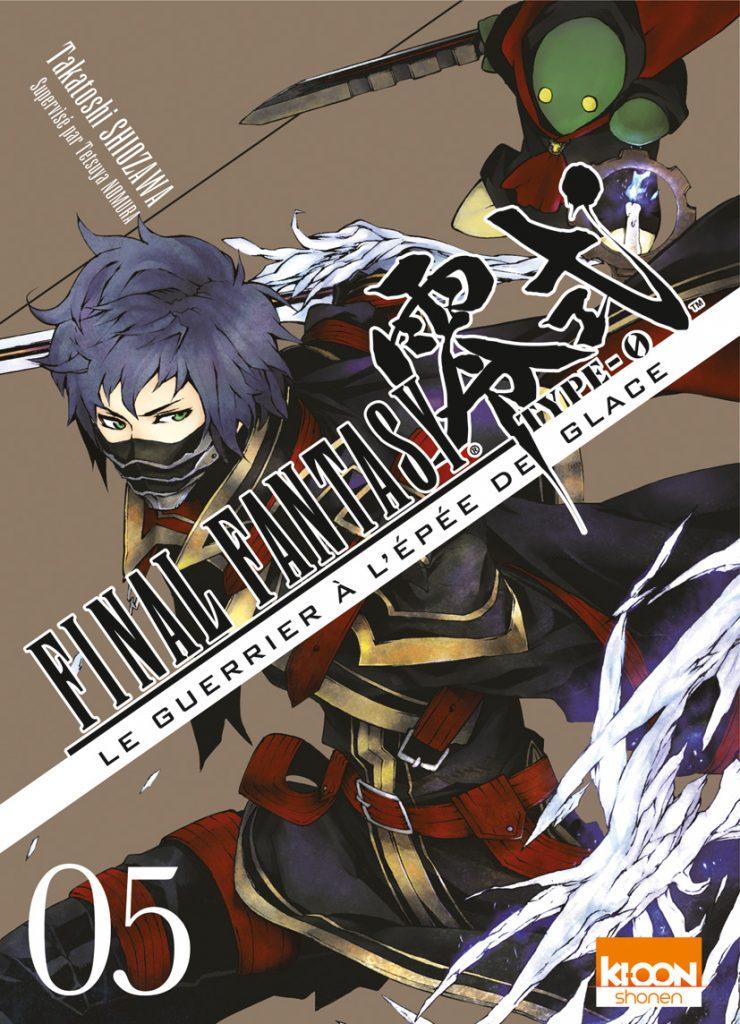 ffinal fantasy type 0