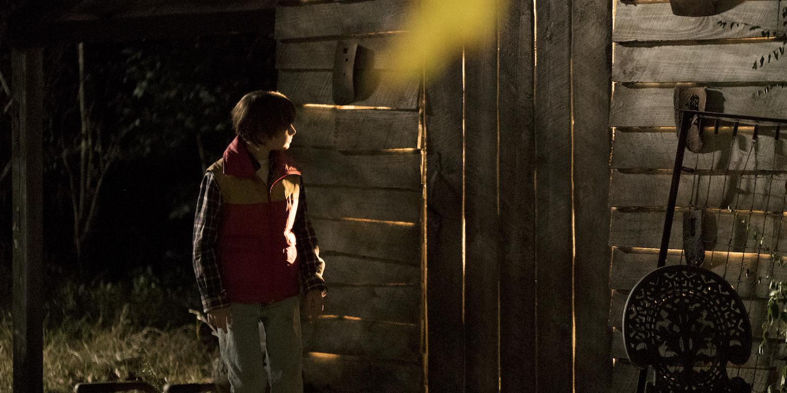 """""""J'ai vraiment eu l'impression de suivre la vie d'un coin paumé en forêt."""""""