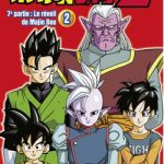 dbz anime-comics tome 2