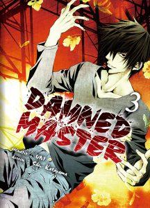 Jaquette Damned Master T03 PRESSE
