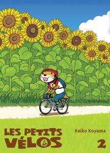 Jaquette Les petits velos T02 PRESSE