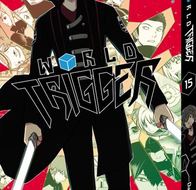 World-trigger t15