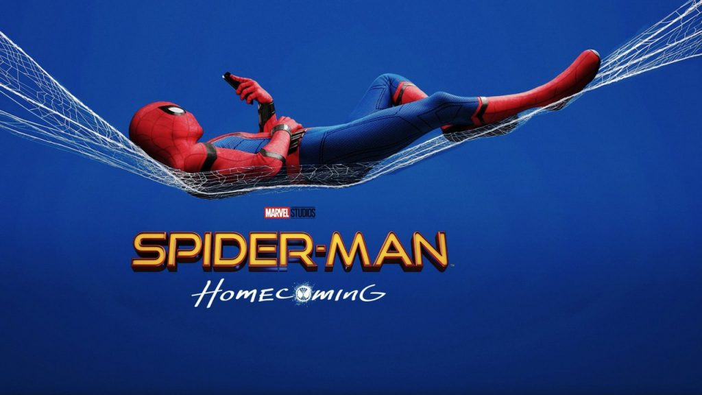 Spider man home 1